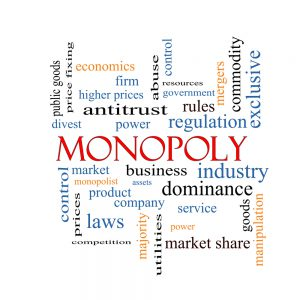 Monopoly, antitrust